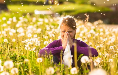 allergies symptoms