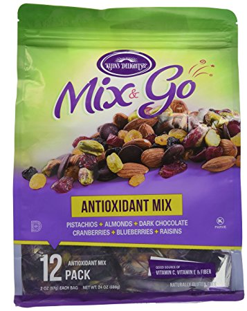 Mix & Go Antioxidant Nuts Mix 24 oz (Image)