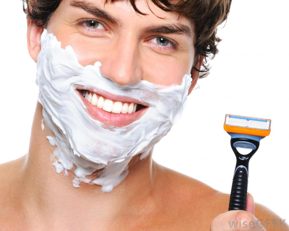 shaving products for electric shavers