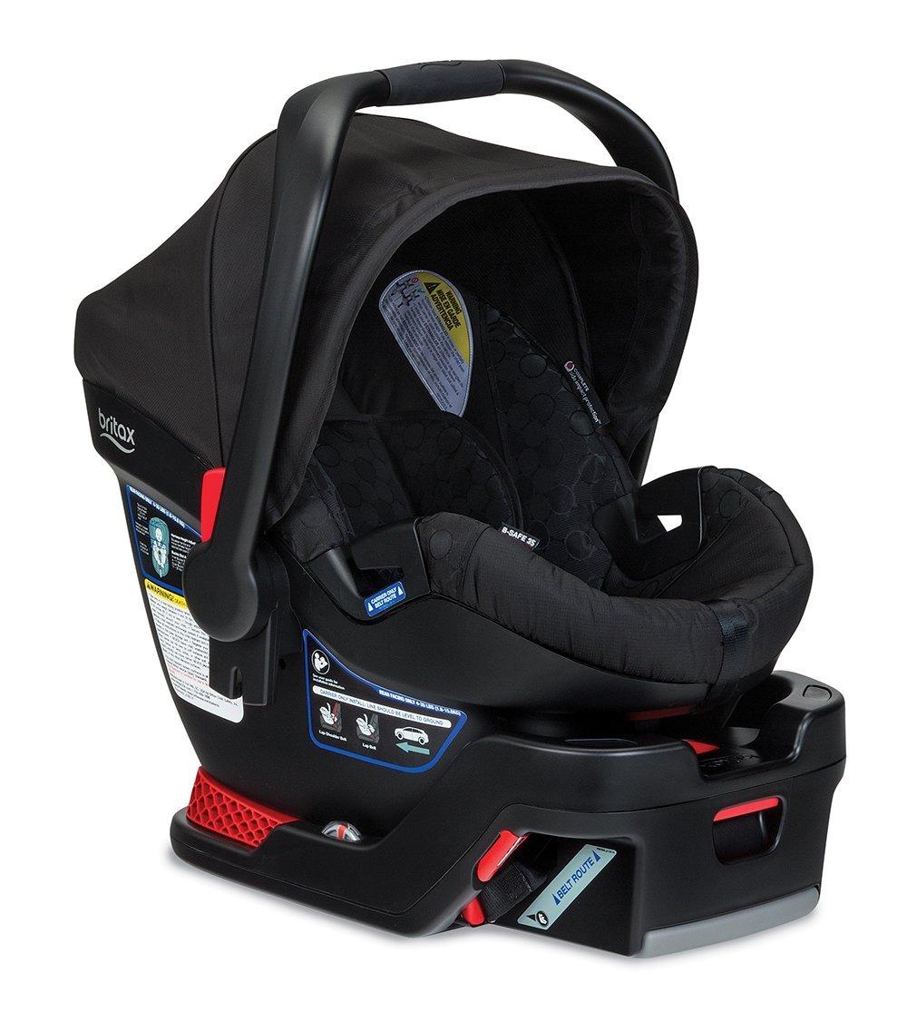 Britax B-Safe Infant Car Seat | Best Infant Car Seats And Accessories